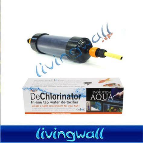 Aqua Detox Aquarium by Evolution Aqua Detox Dechlorinator 12inch 30cm To 150000l