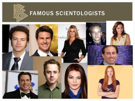 famous people in scientology scientology