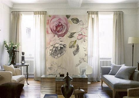 vintage rose bedroom ideas vintage rose wallpaper poetry flowers wall decal art bedroom