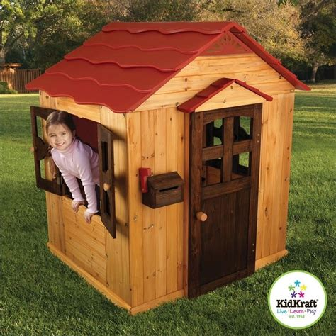 Kmart Small Dining Room Tables by Kidkraft Kids Outdoor Playhouse 00176