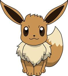 eevee sitting png by proteusiii deviantart com on