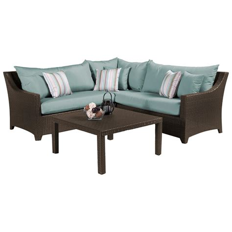 Rst Brands Op Pess4 K Rst Brands Deco 4 Patio Sectional Set With Bliss