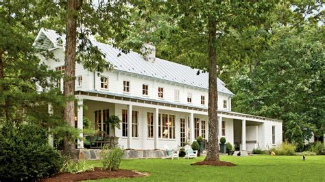 southern country homes country style home southern living