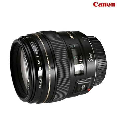 Canon Ef 85mm F 1 8 canon ef 85mm f 1 8 usm lens price in india buy canon