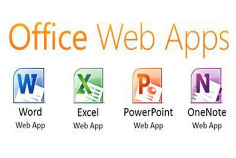 Ms Office Web Microsoft Expands Office Web Apps Functionality Adds Real