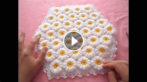 Crochet Patterns Crochet Blanket Pattern Tutorial flowers blanket crochet pattern tutorial crochetbeja