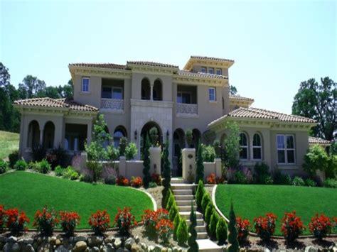 luxury mediterranean house plans villas house plans house plans home designs
