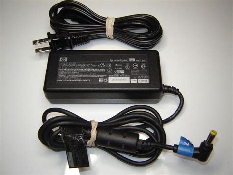 Hp Adaptor 19v 95a 1 genuine oem hp compaq 0950 4359 19v 3 95a 75w notebook ac adapter
