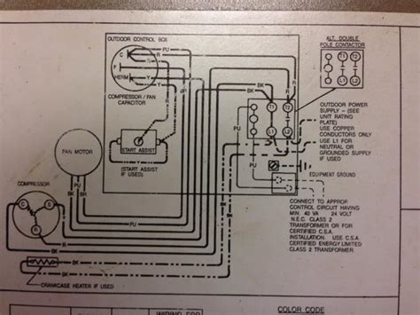 home a c compressor wiring diagram home automotive