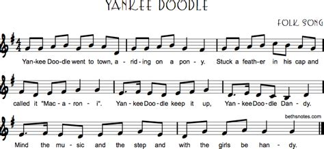yankee doodle sign language yankee doodle beth s notes