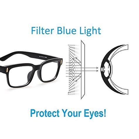 blue light blocking prescription glasses cyxus blue light blocking computer glasses for anti eye