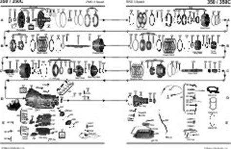 350 turbo transmission diagram general motors 350 350c transmission parts