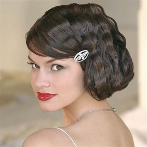 retro hairstyles bangs short vintage hairstyles with bangs