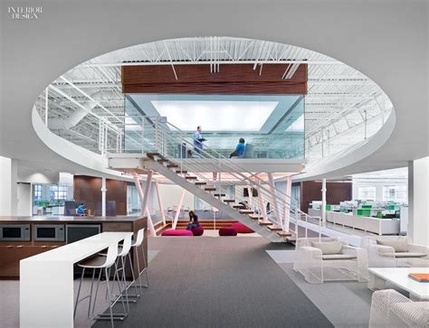 interior design magazine gensler 4 technology workplaces by a web of gensler offices