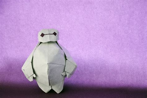 Character Origami - this week in origami ratatouille edition