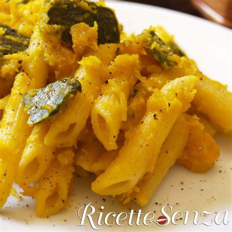 ricette zucca mantovana pasta alla zucca mantovana