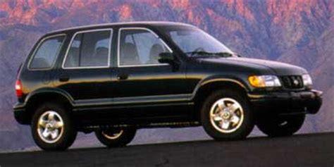 1998 Kia Sportage Review 1998 Kia Sportage Pictures Photos Gallery Motorauthority