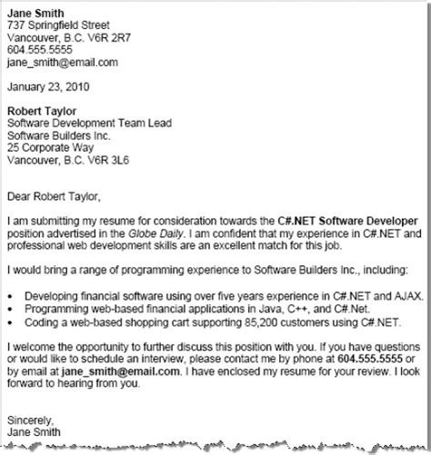 how to make a successful cover letter a successful cover letter format and layout guide