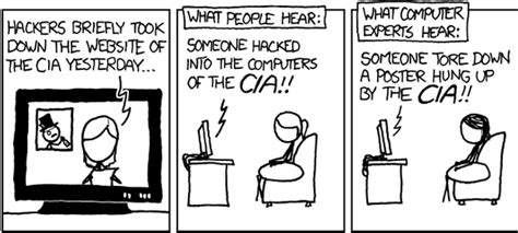 xkcd my business idea the isis hack quot of centcom is ridiculous let xkcd explain