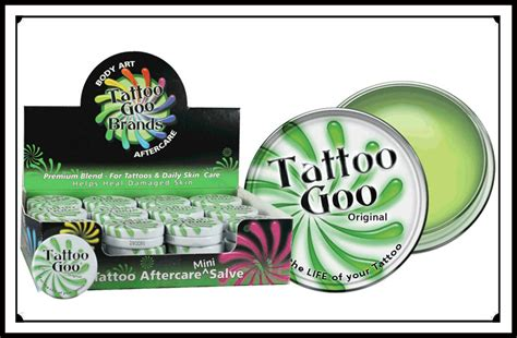 bicknee tattoo aftercare goo bicknee supply