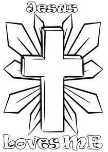 free coloring pages of religious