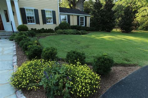 Southern Home Design Residential Landscape Photo Gallery