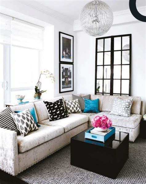 Gray Living Room With Pop Of Color Rene Design Weddings Events Home Decor Fashion