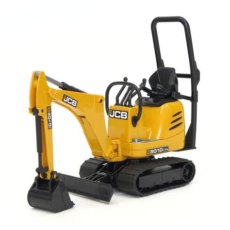 bruder excavator 1 16 jcb 8010 cts mini excavator by bruder