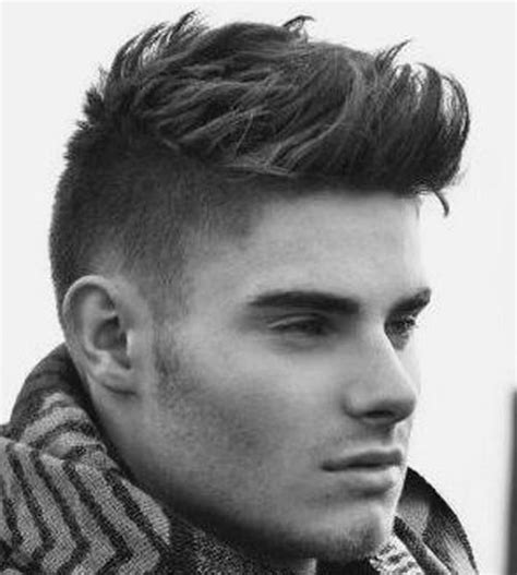hairstyles on top longer at back 19 short sides long top haircuts