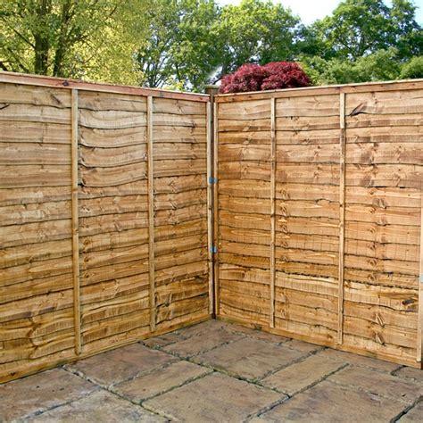Garden Fence Panels 6ft X 6ft Waltons Garden Fence Panels
