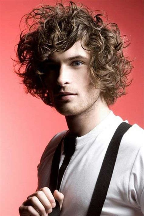 hairstyles curly brown light brown hair color men mens hairstyles 2018