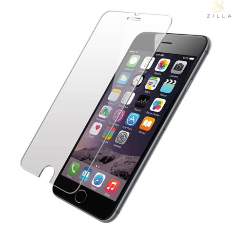 Tempered Glass Curved Edge For Iphone 6 6s zilla 2 5d tempered glass curved edge 9h 0 26mm for iphone 6 6s jakartanotebook