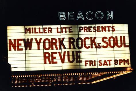 Newyork Rock metal leg new york rock soul revue