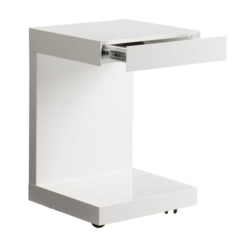 White Tv Table bachelor white tv table with drawer buy occasional tables