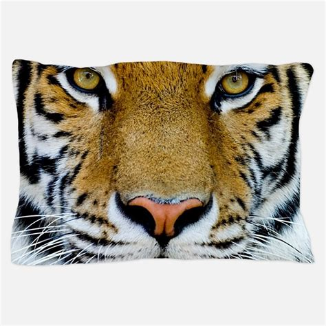 Tiger Pillow Cases by Tiger Pillow Covers Pillow Cases Throw Pillow Covers