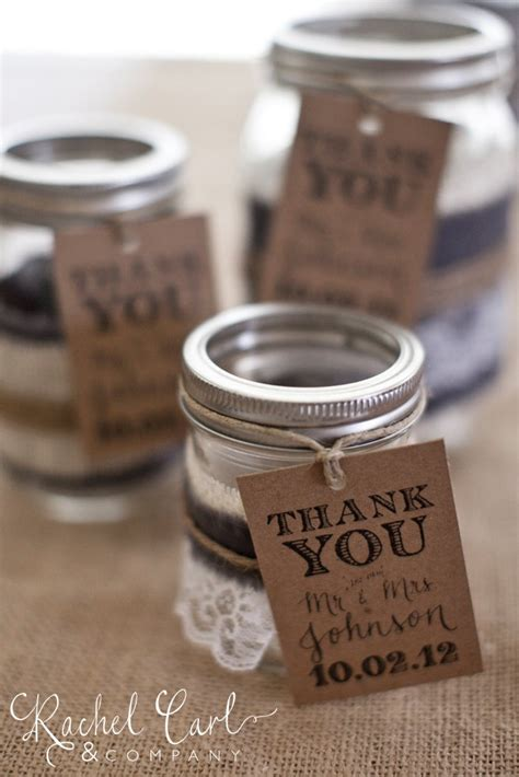 thank you gift tags wedding favor tags shower favor