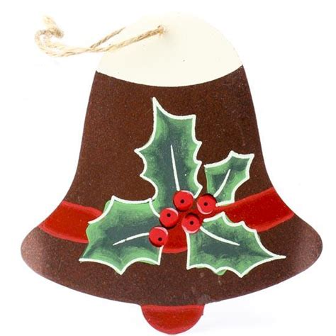 rustic liberty bell ornament christmas ornaments
