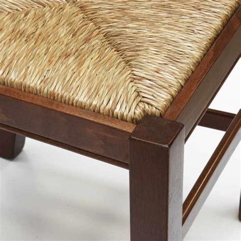 sedie per sala da pranzo prezzi sedia in legno con seduta impagliata per cucina e sala da