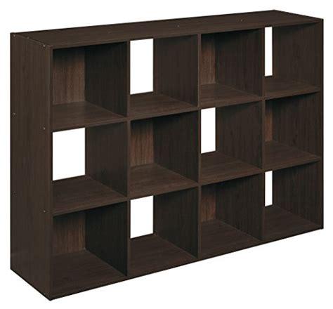 Closetmaid Cubeicals 12 closetmaid 1292 cubeicals 12 cube organizer espresso b00h8rdtlu price tracker