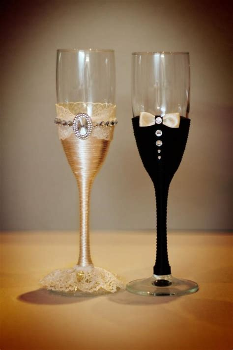 Wedding Glasses by Wedding Glasses Chagne Glasses Glasses Rustic Wedding