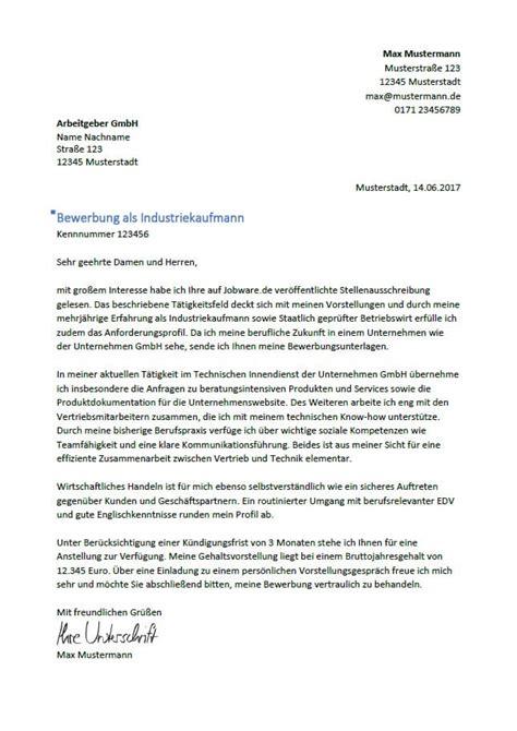 Bewerbungen Industriekaufmann berufsbild verk 228 ufer verk 228 uferin bewerbung net