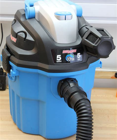 channellock wall mount vacuum review