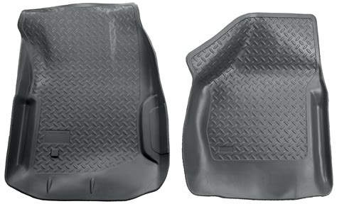 Floor Mats For Ford F250 by Husky Liners Classic Floor Mat Set 2000 2007 Ford F 250