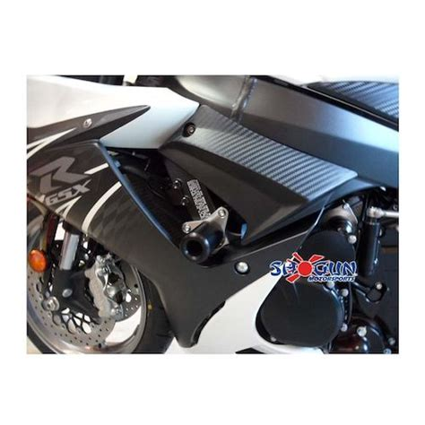 Frameslider Bikers Ninja250f1 Black shogun frame sliders suzuki gsxr600 gsxr750 2011 2017 revzilla