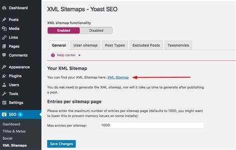 membuat wordpress muncul di google cara membuat sitemap di wordpress