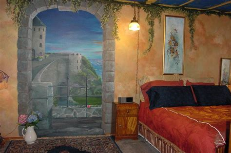 how to paint a mural on a bedroom wall melissa barrett paint design wall murals portland or