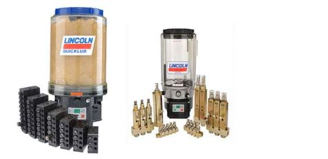 lincoln lubrication systems lincoln quicklub centralized and automatic lubrication