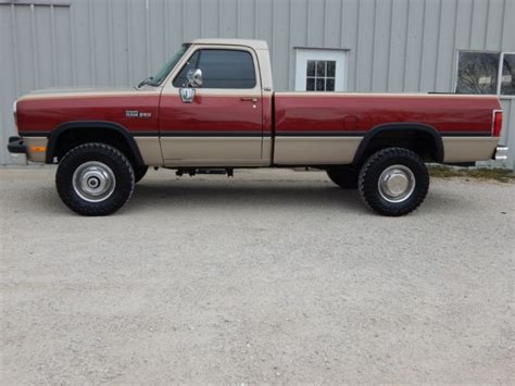 sell used 1993 dodge ram 2500 in hill city kansas united states for us 16 200 00