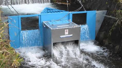 ultra low micro hydro power