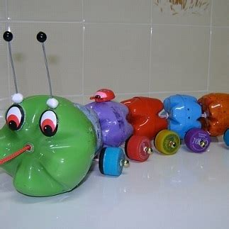 como hacer carrito con material reciclable juguetes como hacer juguetes caseros con material reciclable